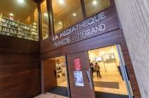 Médiathèque Mitterrand