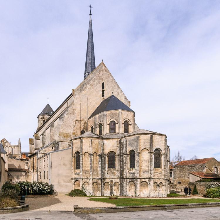 Eglise ste radegonde photo vienne poitiers et environs for Vienne poitiers