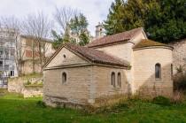 Chapelle du Pas de Dieu