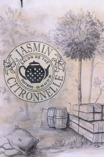 Jasmin-Citronnelle